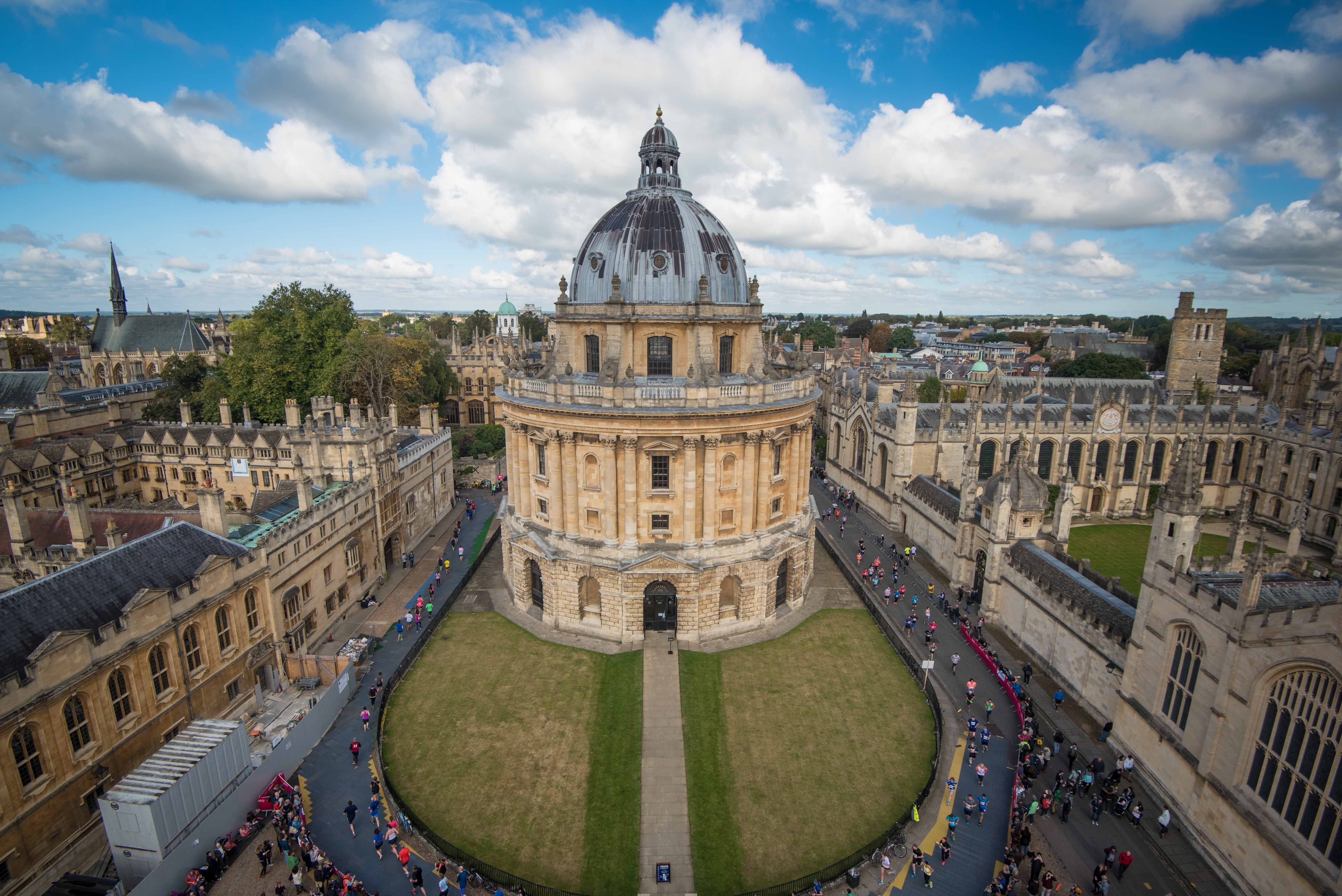 Oxford university dating website