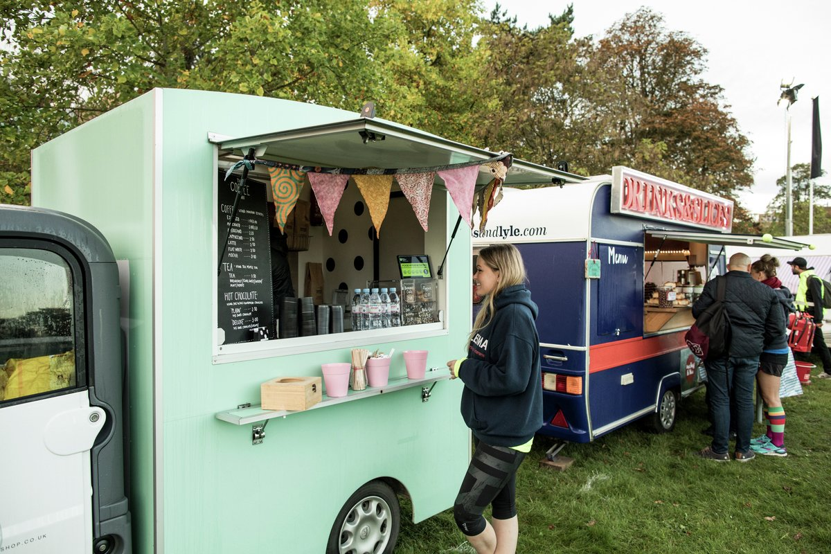 Coffee is key to help runners wake up for the Virgin Sport Oxford Half