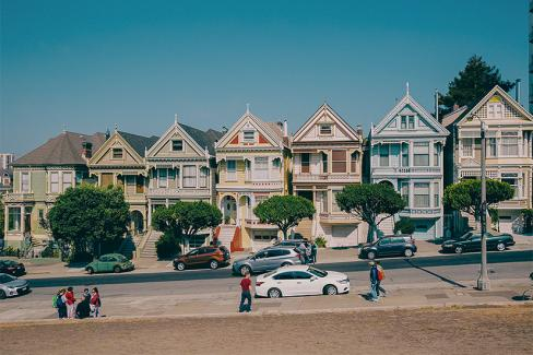 San Francisco hill