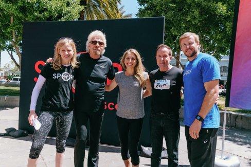 Partners of Virgin Sport San Francisco