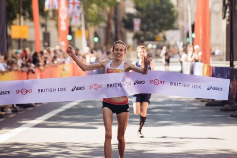 Rachel Felton Ladies Winner