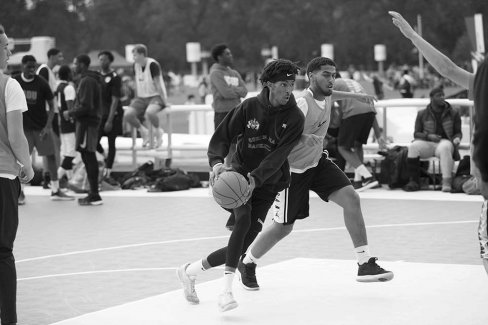 Hackney Festival Basketball