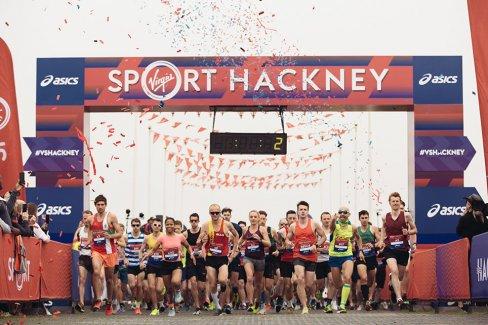Hackney start 2018