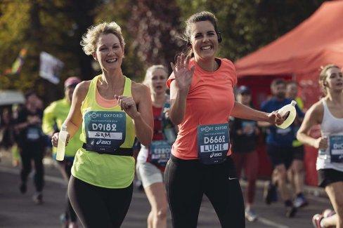 Oxford Half Runners