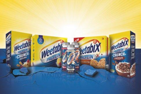 Weetabix Protein