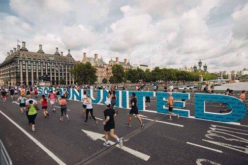 ASICS London 10K route