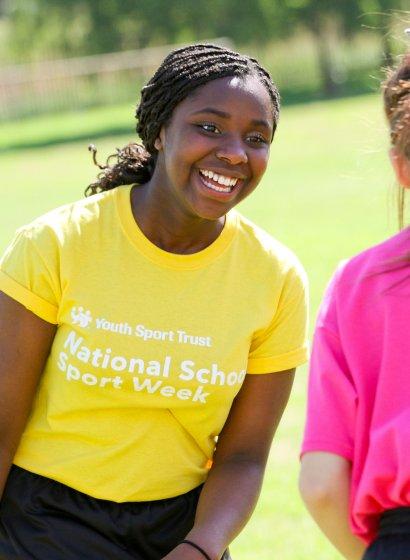 Youth Sport Trust is a charity partner of Virgin Sport