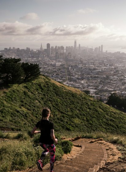Virgin Sport San Francisco Running Twin Peaks